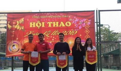 HỘI THAO XUÂN KỶ HỢI 2019