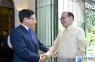 Phó Thủ tướng Phạm Bình Minh đón và hội đàm với Bộ trưởng Ngoại giao Philippines