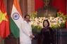 Phó Chủ tịch nước Đặng Thị Ngọc Thịnh chủ trì lễ đón chính thức Phó Tổng thống Ấn Độ