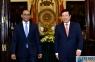 Phó Thủ tướng Phạm Bình Minh hội đàm với Bộ trưởng Ngoại giao và Hợp tác Timor Leste